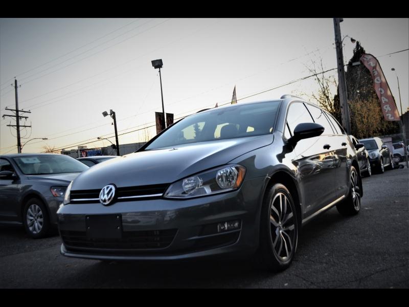 Volkswagen Golf SportWagen 2017 price $19,990