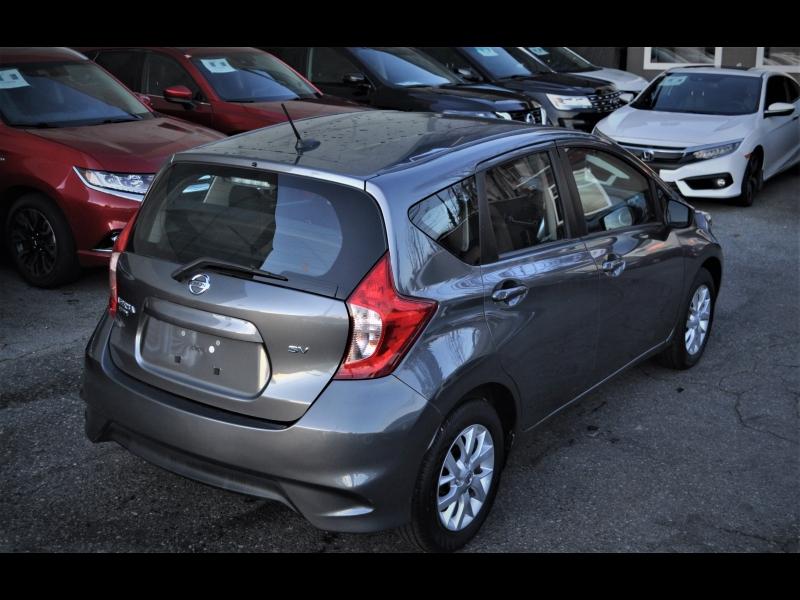 Nissan Versa Note 2017 price $13,500