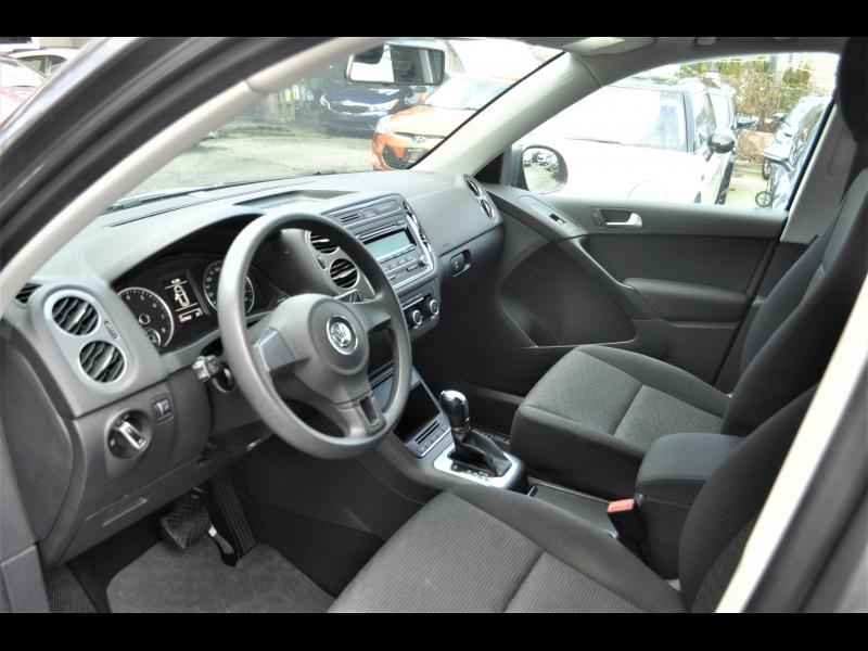 Volkswagen Tiguan 2012 price $11,500