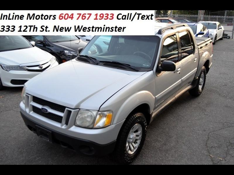 Ford Explorer Sport Trac 2002 price $5,990