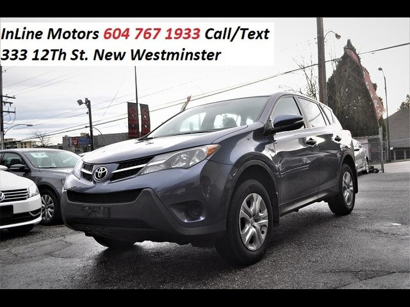 Toyota RAV4 2013 price $15,990