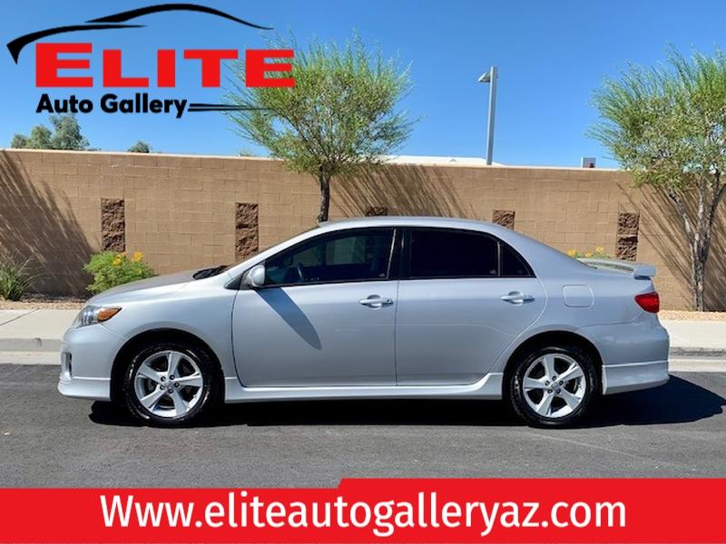 Toyota Corolla 2012 price $8,500