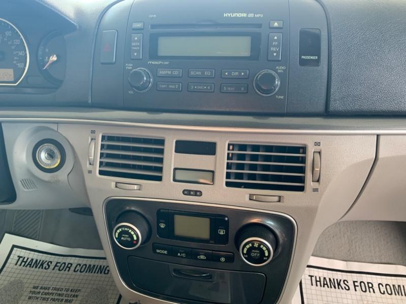 Hyundai Sonata 2006 price $7,950
