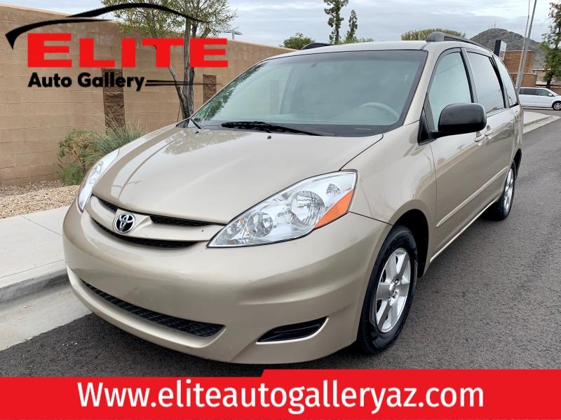 Toyota Sienna 2009 price $9,200
