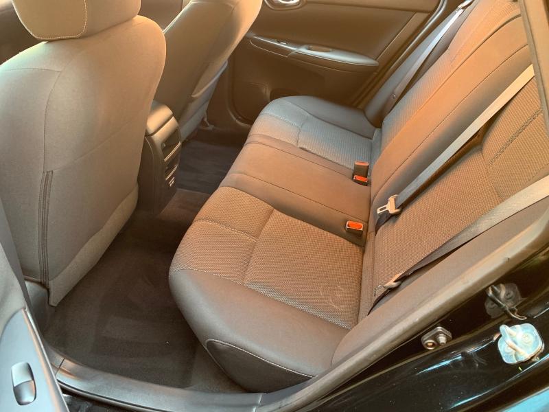 Nissan Sentra 2017 price $9,950