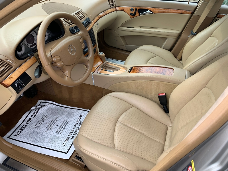 Mercedes-Benz E-Class 2008 price $8,500