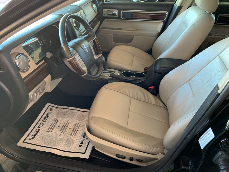 Lincoln MKZ 2008 price $5,500