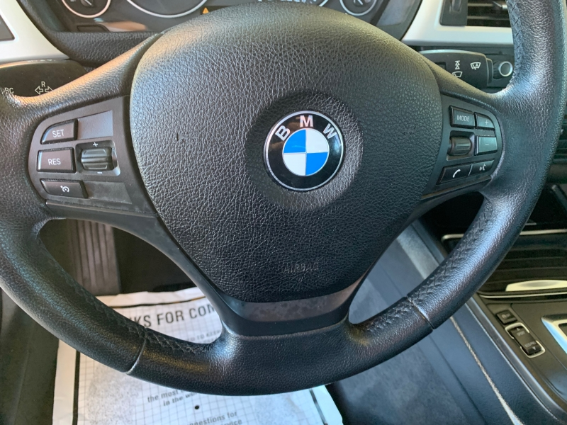 BMW 3-Series 2014 price $10,500