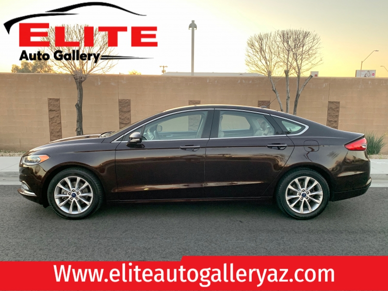 Ford Fusion 2017 price $12,400