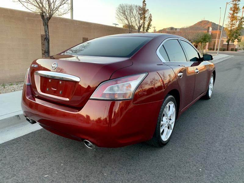Nissan Maxima 2013 price $9,950