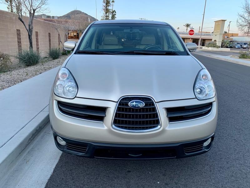Subaru B9 Tribeca 2007 price $5,500