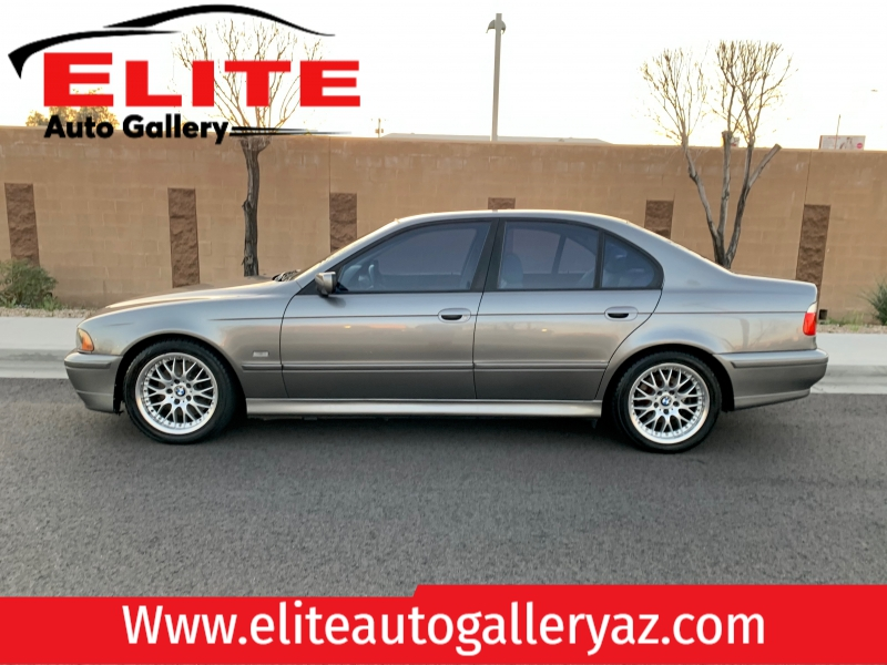 BMW 5-Series 2002 price $5,500