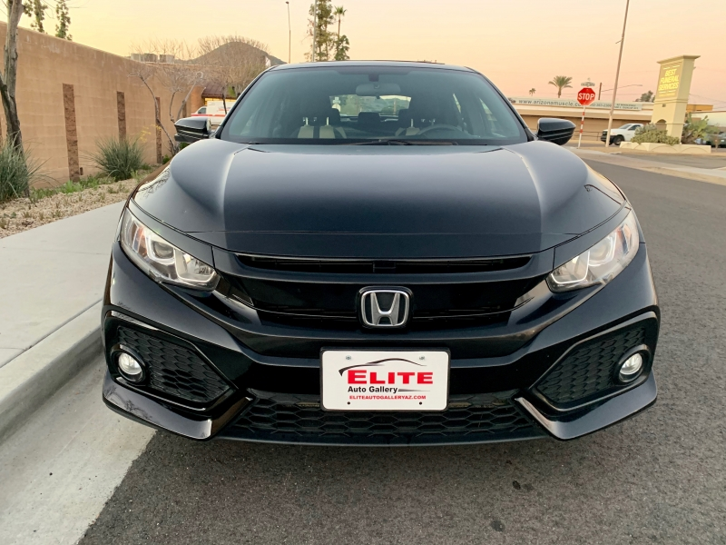 Honda Civic Hatchback 2017 price $16,950