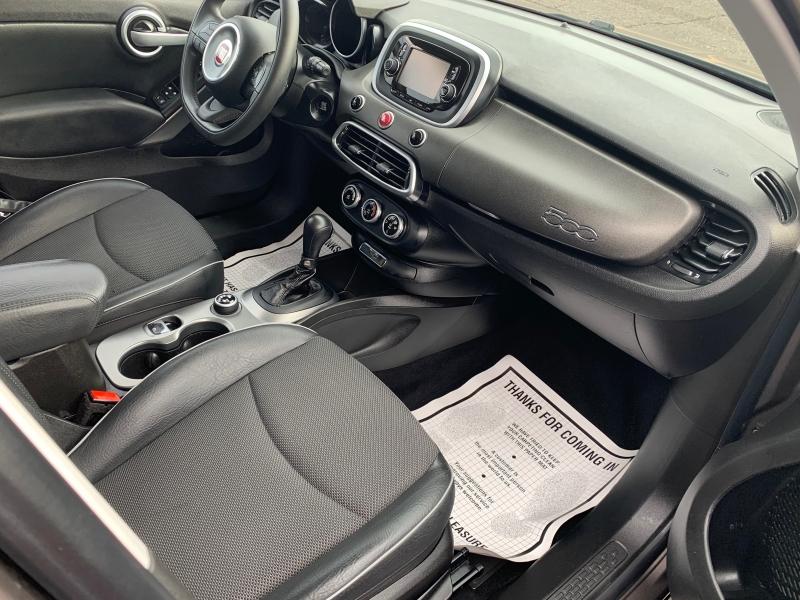Fiat 500X 2016 price $13,500
