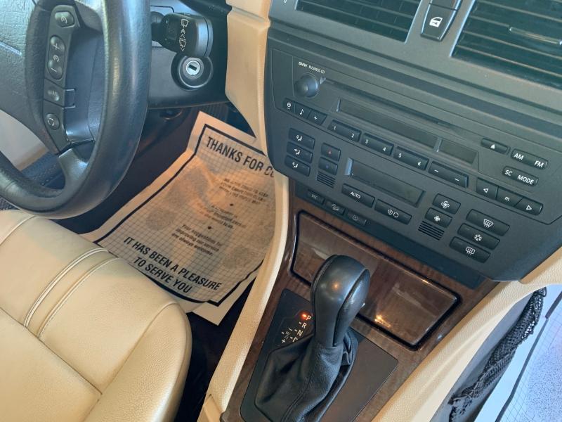BMW X3 2004 price $5,250