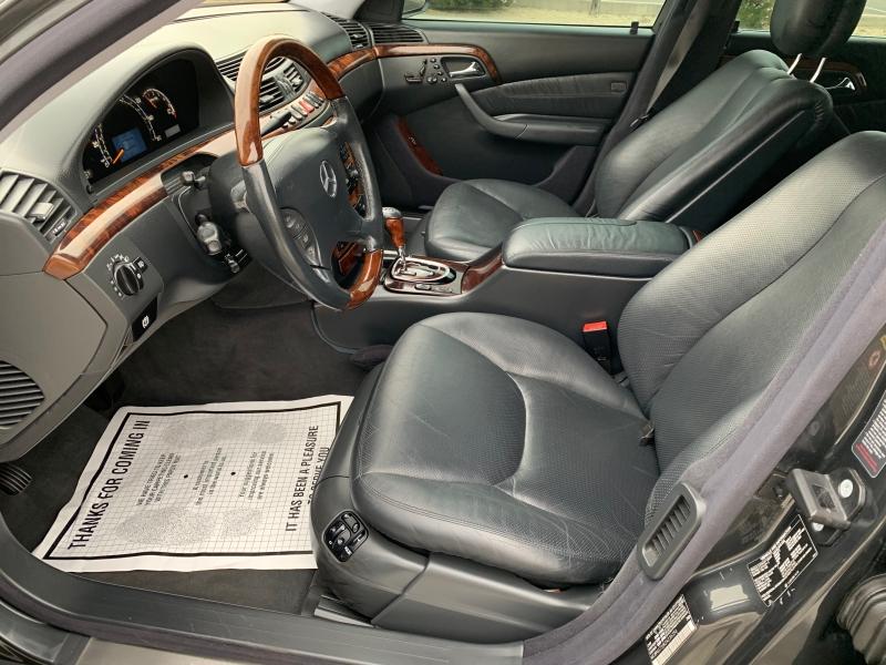 Mercedes-Benz S-Class 2002 price $7,950