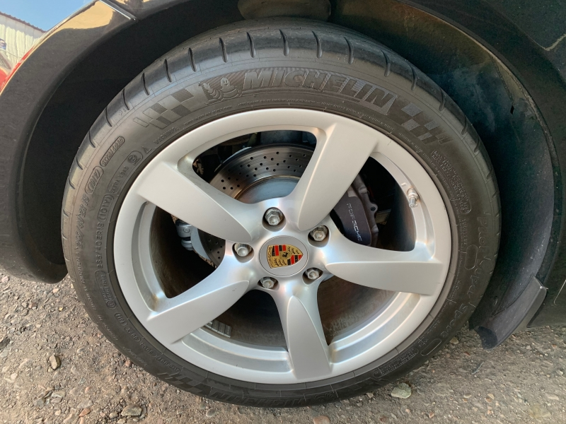 Porsche Cayman 2007 price $17,500
