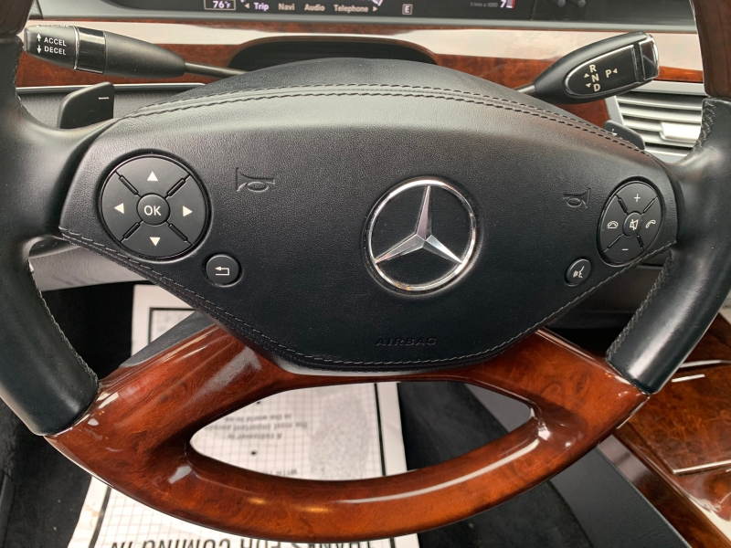 Mercedes-Benz S-Class 2012 price $17,950