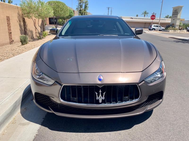 Maserati Ghibli 2014 price $25,500