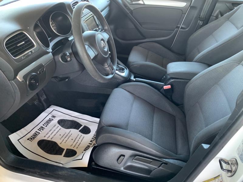 Volkswagen Golf 2012 price $6,950