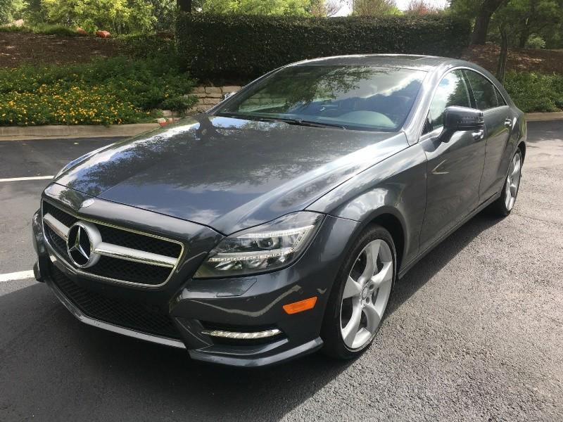 Mercedes-Benz CLS-Class 2014 price $30,000