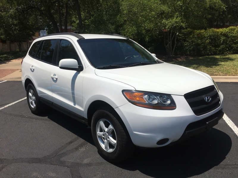 Hyundai Santa Fe 2008 price $4,900
