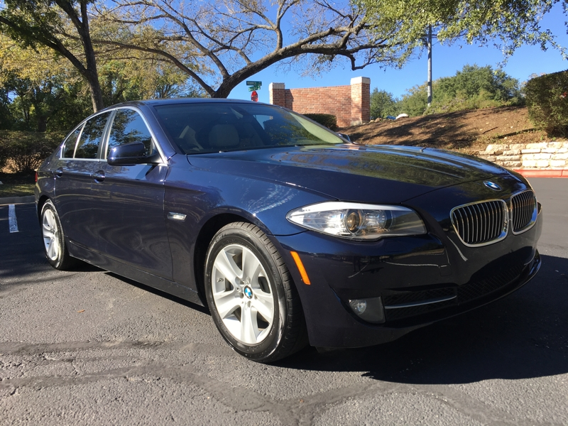 BMW 5-Series 2011 price $10,800