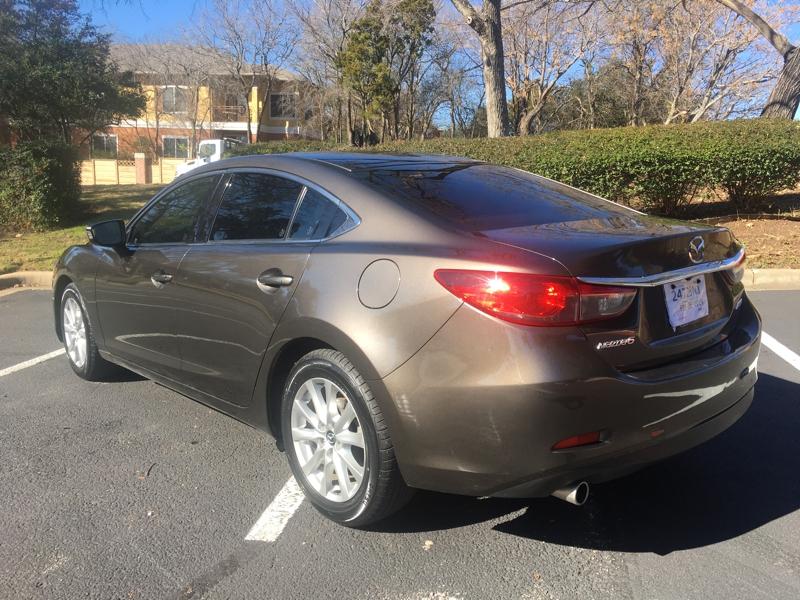 Mazda Mazda6 2016 price $13,500