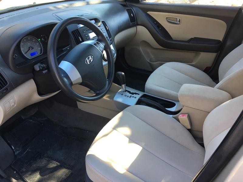 Hyundai Elantra 2008 price $5,400
