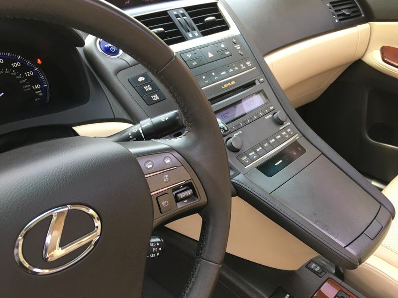 Lexus HS 250h 2010 price $7,500