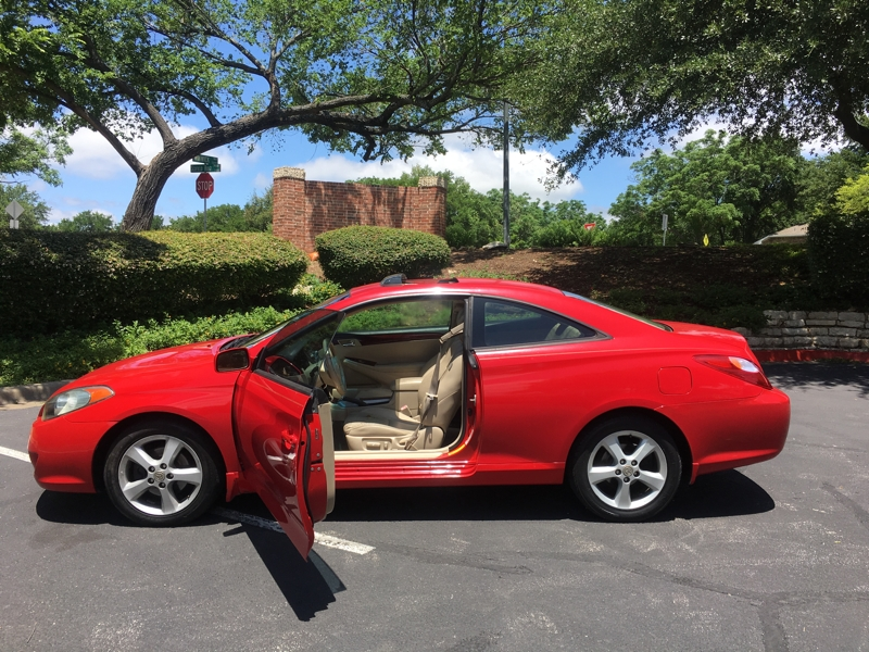 Toyota Camry Solara 2005 price $3,450