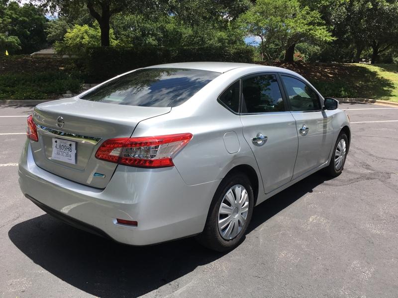 Nissan Sentra 2014 price $8,200
