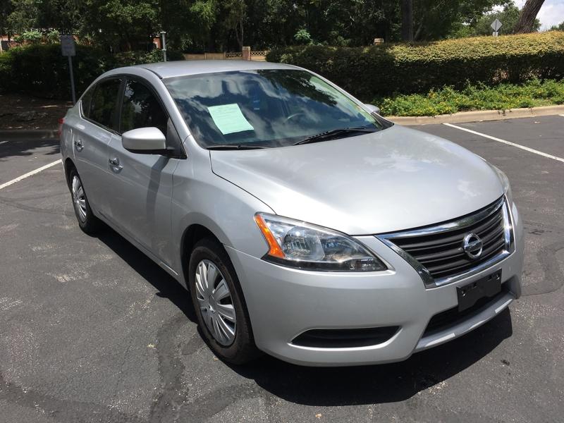 Nissan Sentra 2014 price $8,800