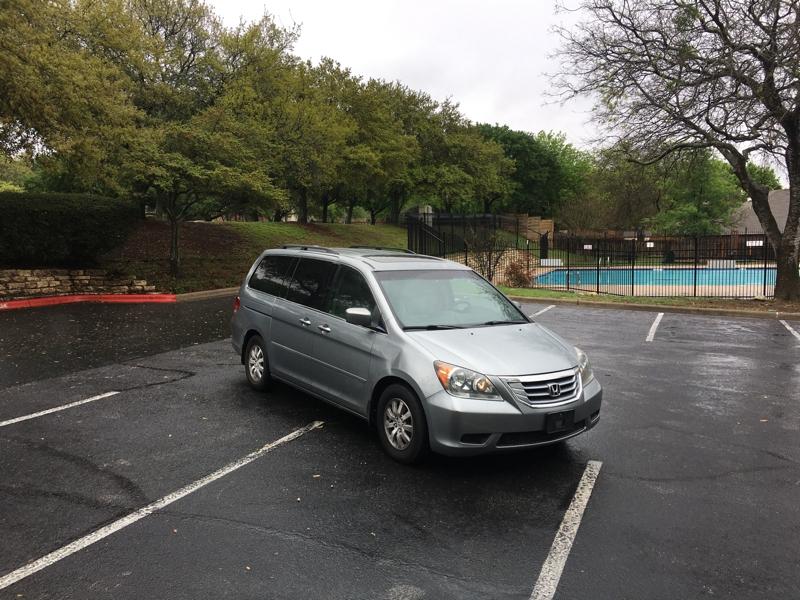 Honda Odyssey 2009 price $5,300