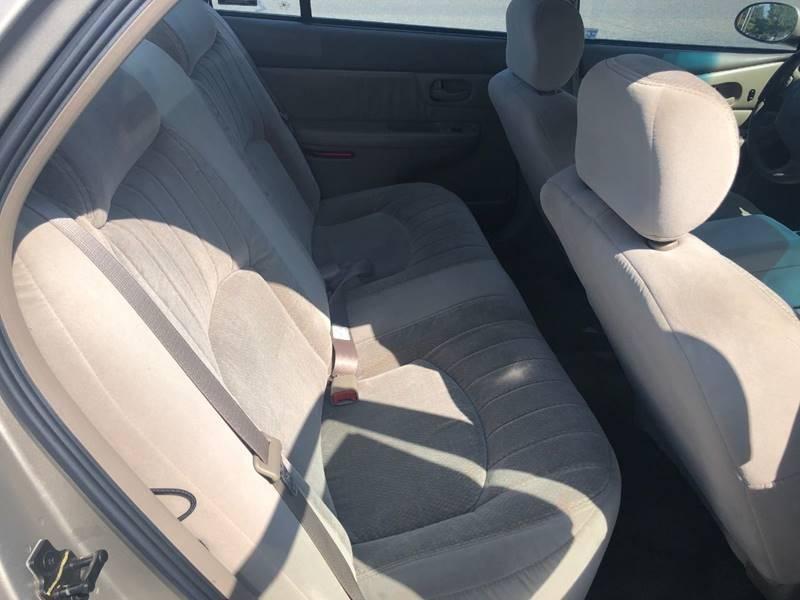 Buick Century 2001 price $2,990