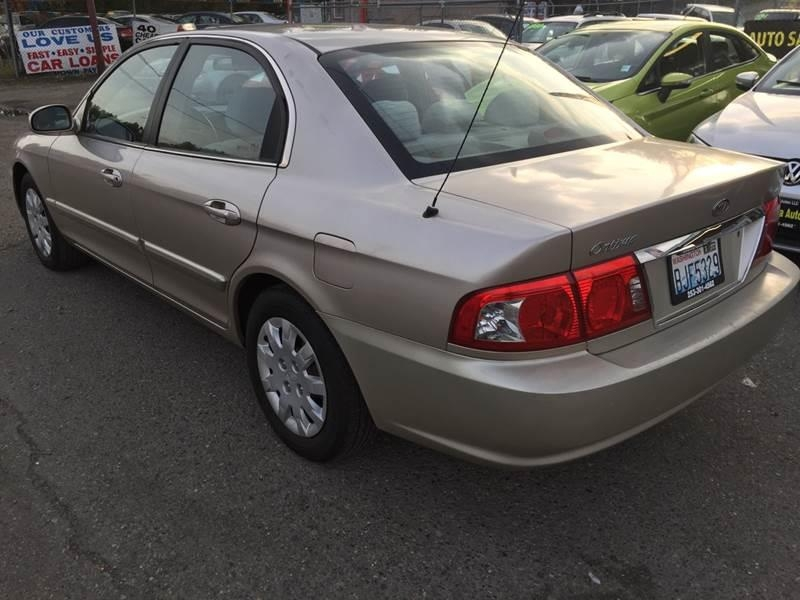 Kia Optima 2004 price $1,990