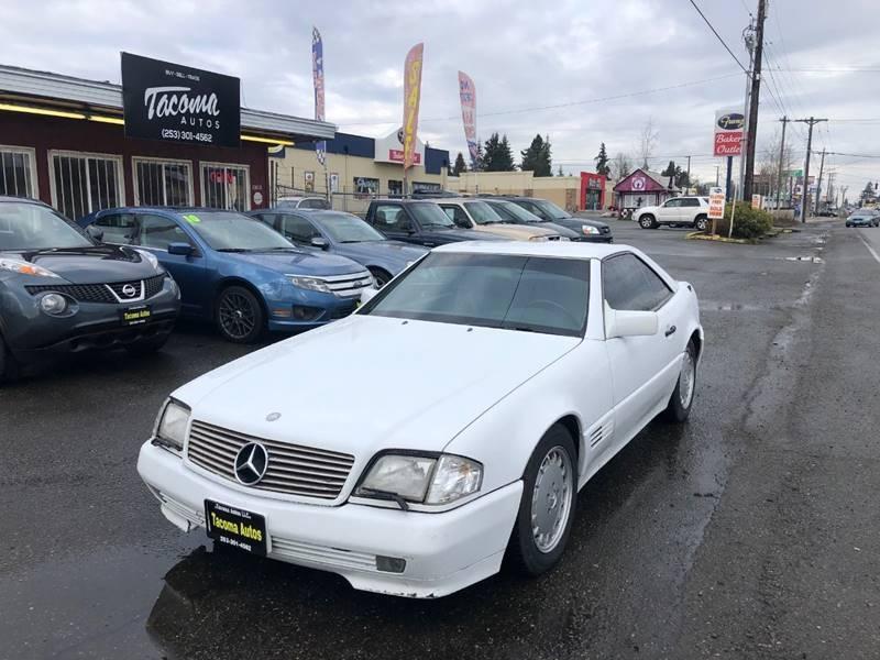 Mercedes-Benz 300-Class 1991 price $3,990