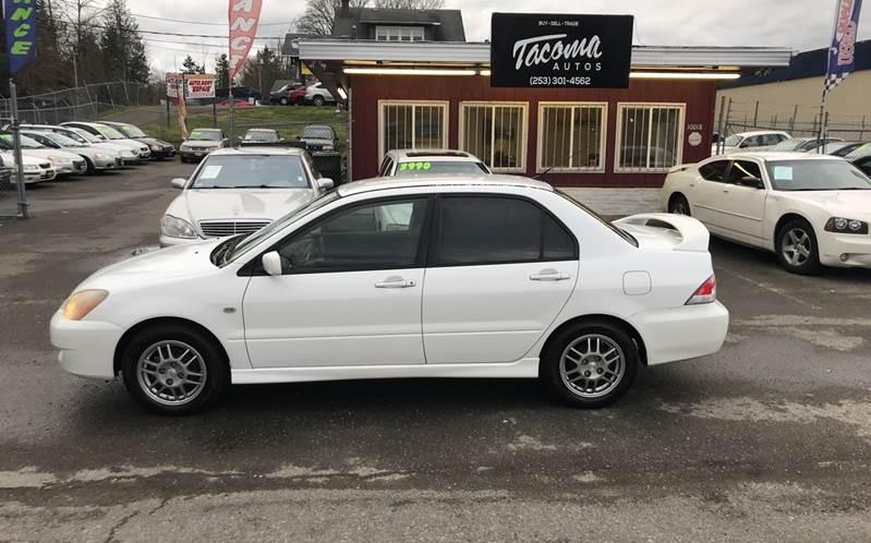 Mitsubishi Lancer 2005 price $2,988