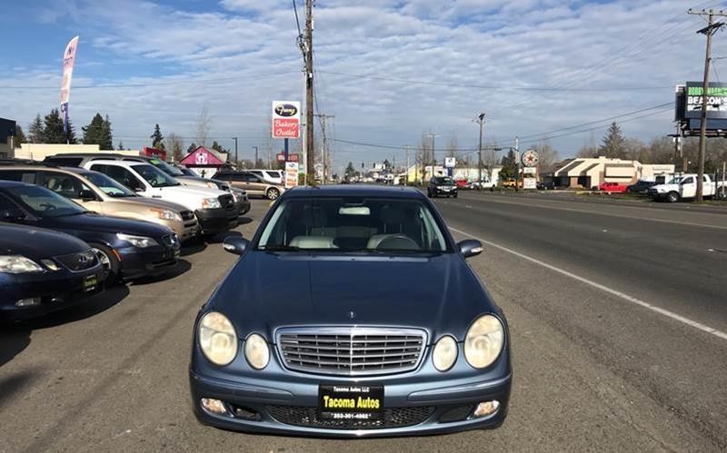 Mercedes-Benz E-Class 2006 price $4,990
