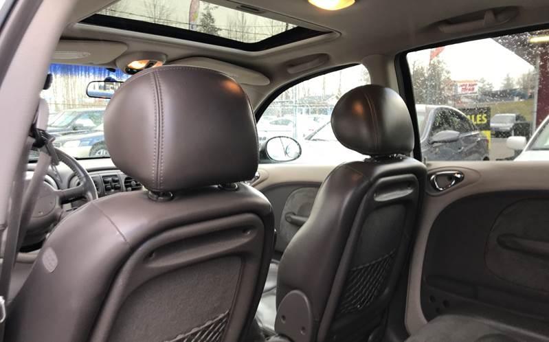Chrysler PT Cruiser 2002 price $2,590