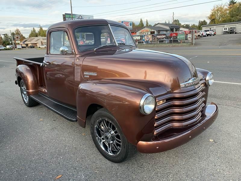 Chevrolet Apache 1951 price $35,990