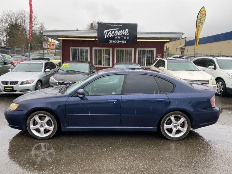 Subaru Legacy 2005 price $3,990