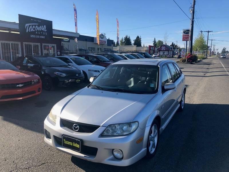 Mazda Protege5 2003 price $3,488