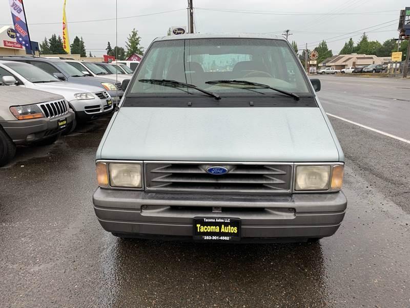 Ford Aerostar 1996 price $999