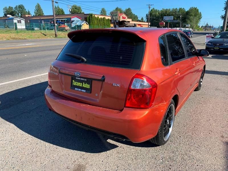 Kia Spectra 2007 price $3,990