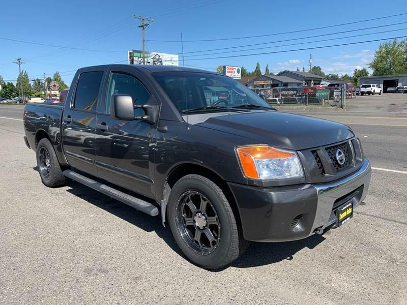 Nissan Titan 2008 price $6,990