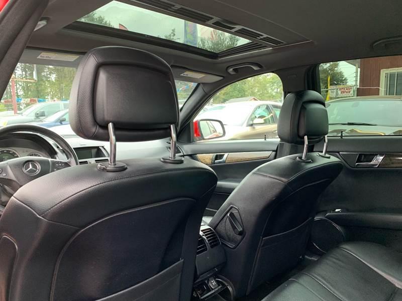 Mercedes-Benz C-Class 2008 price $6,990