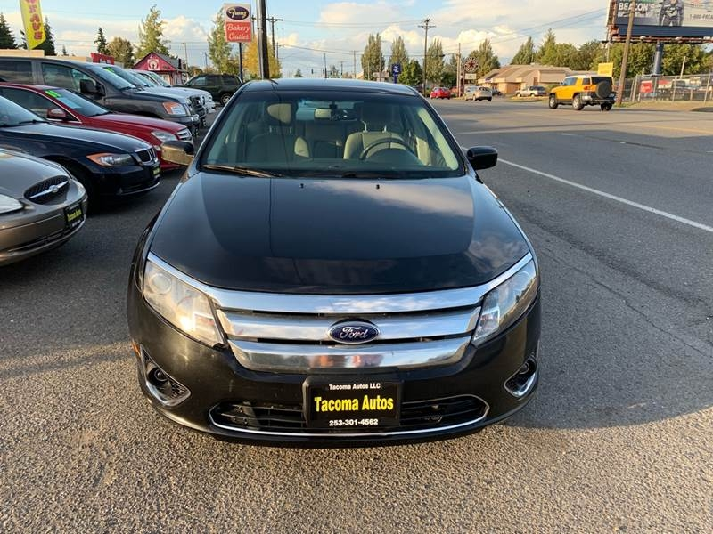 Ford Fusion 2011 price $6,490