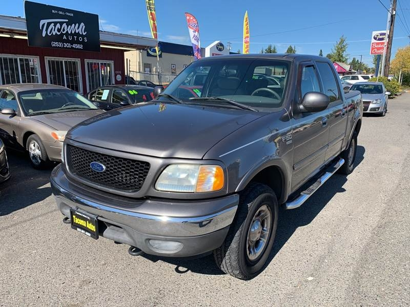 Ford F-150 2003 price $5,488
