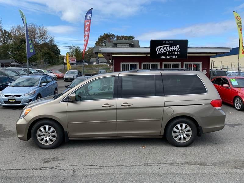 Honda Odyssey 2008 price $5,488